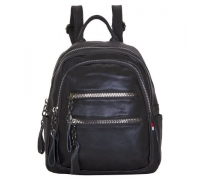 Женский рюкзак тал-т079, черный