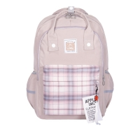Молодежный рюкзак S122 бежевый
