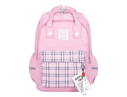 Молодежный рюкзак S122 розовый