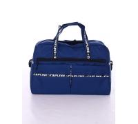 Дорожная сумка и косметичка №81, синий