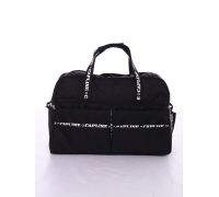 Дорожная сумка и косметичка №81, черный