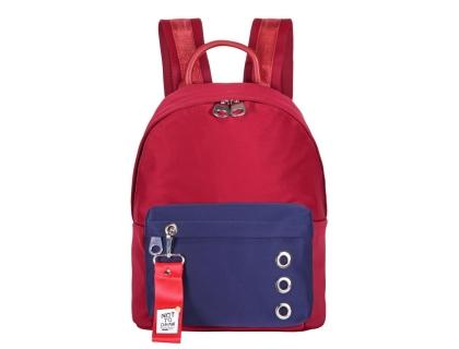 Рюкзак тал-8905 синий-красный