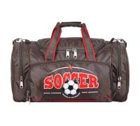 "Спортивная сумка №53, ""Soccer"" ткань нейлон"