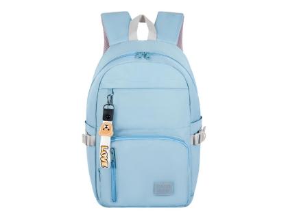 Молодежный рюкзак MERLIN S042 бирюза