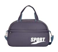 "Спортивная сумка №14 ""Спорт"" серый"