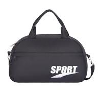 """Спортивная сумка №14 """"Спорт"""" черный"""