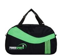 "Спортивная сумка №46, ""Power sport"", ткань жатка"