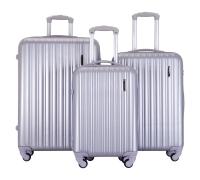 Комплект Чемоданов СЧП-2060 серый