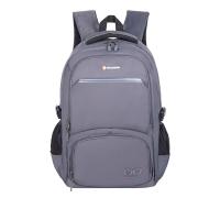 Молодежный рюкзак MERLIN S962 серый